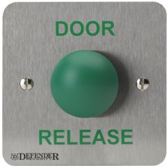 DEFENDER SECURITY DEF-0657-1  Green Dome Exit Button